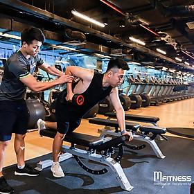 MFitness Club - Gói Mfitness 01- Trải nghiệm 01 tháng Tập Gym tại phòng tập 5 sao và không giới hạn thời gian luyện tập