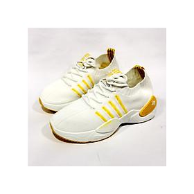 GIÀY THỂ THAO NỮ, Giày Sneaker Thể Thao Phong Cách Hàn Quốc PS1014