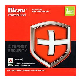 Phần Mềm Diệt Virus BKAV Profressional 1 PC 12 Tháng