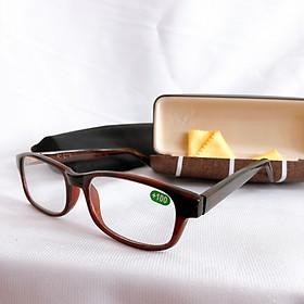 Kính lão thị mắt thủy tinh kính viên thị sáng chống xước
