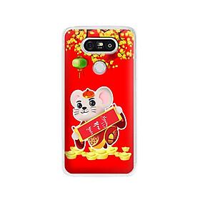 Ốp lưng dẻo cho điện thoại LG G5 - 01163 7944 HPNY2020 04 - Xuân Canh Tý 2020 - Hàng Chính Hãng
