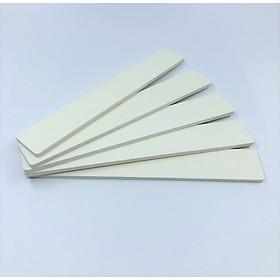 Set 2 dũa móng bột nhám Hàn Quốc - dũa móng tay