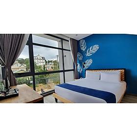 CANARY DALAT HOTEL - PHÒNG ĐẸP, VIEW THUNG LŨNG SIÊU LÃNG MẠN, GẦN TRUNG TÂM PHỐ