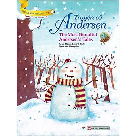 Truyện Cổ Andersen 4  - Truyện Song Ngữ Anh - Việt