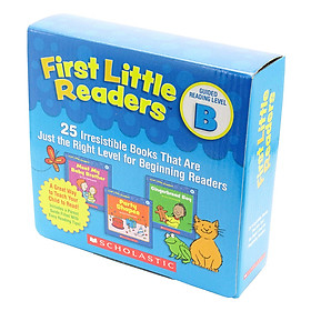 My First Little Readers Student Pack B (With Cd)