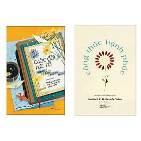 Combo 2 cuốn: Cuộc Đời Rực Rỡ Đừng Sống Không Màu + Công Thức Hạnh Phúc (Sách kỹ năng sống / Cẩm nang hạnh phúc)