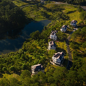 SAM Tuyền Lâm Resort 4* Đà Lạt - Buffet Sáng, Xe Đưa Đón Trung Tâm, Sân Bay, Nhiều Ưu Đãi