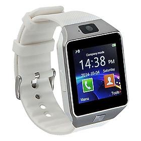 Đồng hồ thông minh DZ09 tặng thẻ nhớ 16GB (Trắng)