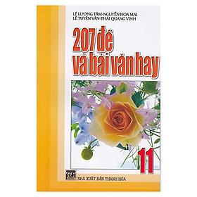 207 Đề Và Bài Văn Hay Lớp 11