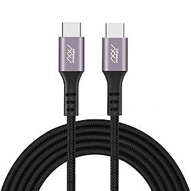 Cáp Innostyle DuraFlex USB-C to USB-C 1.5m - Hàng Chính Hãng