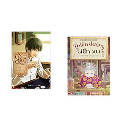 Combo 2 cuốn sách: Ở đây sửa kỷ niệm xưa 4 – Đồng hồ vĩnh cửu  + Thiên đường tiền xu - Câu chuyện về tiệm bánh kẹo ma thuật 1
