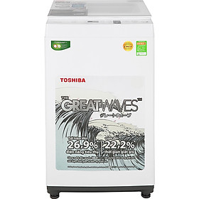 Máy Giặt Cửa Trên Toshiba AW-K800AV-WW (7kg) - Hàng Chính Hãng - Chỉ Giao tại Hà Nội