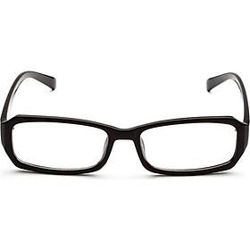 Mắt Kính Giả Cận Unisex Gọng Dẻo Mk05 (Màu Đen)