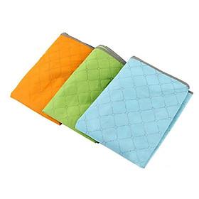 Bộ 02 Túi đựng chăn màn, quần áo bằng vải tiện dụng Panda