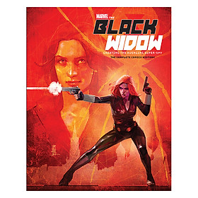 Marvel The Black Widow: Creating the Avenging Super-Spy (The Complete Comics History)