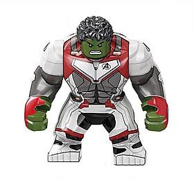 Mô Hình Lắp Ghép Nhân Vật Phim Viễn Tưởng Avengers Kích Thước 9cm Nhiều Nhân Vật Để Lựa Chọn - Hulk