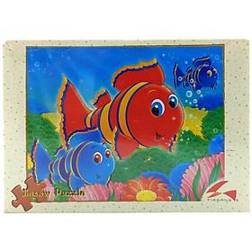Xếp Hình 63 Mảnh - Anh Em Nhà Nemo 63-087