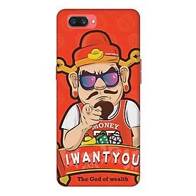 Ốp lưng điện thoại Realme C1 hình I Want You