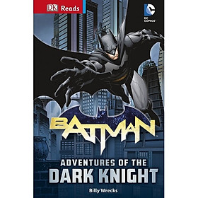 DC Comics: Batman: Adventures of the Dark Knight**