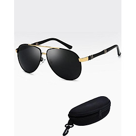 Mắt kính phân cực - Kính râm thời trang nam và nữ chống Tia UV cao cấp HM888
