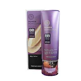 The Face Shop Face It Power Perfection Bb Cream V201 Apricot Beige (40g)