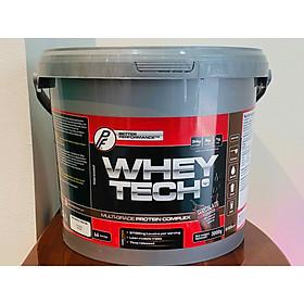 Whey Tech 3000g – Xây dựng nuôi dưỡng cơ bắp hoàn hảo - Hàng chính hãng BBT