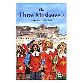 Compass Classic Readers 6: The Three Musketeers (With Mp3) (Paperback)