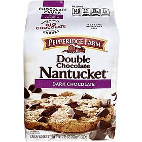 Bánh Vị Socola Đen Nguyên Chất Nantucket Pepperidge Farm (220g)
