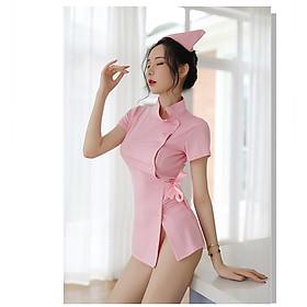 Đồ ngủ cosplay y tá gợi cảm DN514