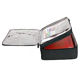Túi BUBM Sức Chứa Lớn Với Nhiều Ngăn Đựng ID / Hộ Chiếu Đa Năng Tiện Lợi