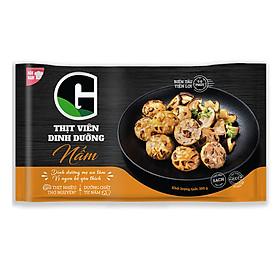 [Chỉ Giao HCM] - Thịt viên dinh dưỡng nấm G-Kitchen - 300gr