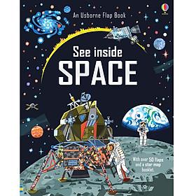 Usborne See inside space