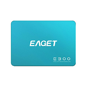EAGET E300 SSD 2.5inch SATA 3.0 960GB Solid State Drive High Speed Reading Writing SSD for Laptop Desktop Computer