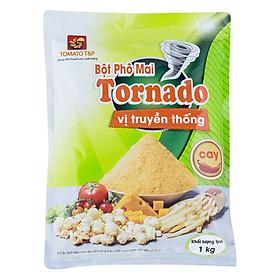 Bột Phô Mai Tornado Vị Cay Gói (1kg / Gói)