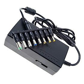 Sạc Laptop Đa Năng có 8 Jack Ghim Sạc