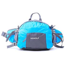 Túi đeo hông leo núi dã ngoại Hewolf 4 lít HW1629