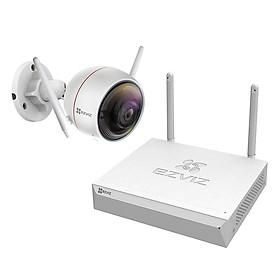 Bộ Đầu Ghi Hình IP Wifi Ezviz Và 4 Camera IP Wifi Full HD – Hàng Chính Hãng