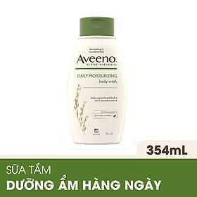 Sữa Tắm Aveeno Dưỡng Ẩm Hàng Ngày (354ml)