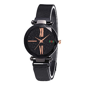 Đồng Hồ Nữ Đeo Tay Quartz Watch Thanh Lịch Sang Trọng (15 x 3 x 2 cm)