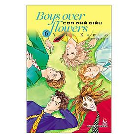 Boys Over Flowers - Con Nhà Giàu (Tập 6)
