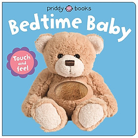 Baby Can Do: Bedtime Baby: Touch And Feel
