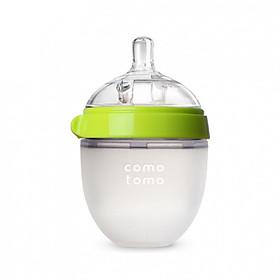 Bình sữa Bình Sữa Comotomo silicone 150ml