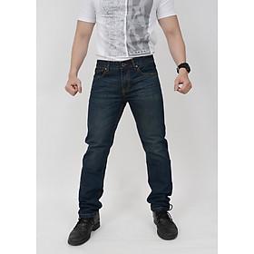 Quần Jeans Nam Thời Trang A91 Jeans CB05 - MSTBS005DK - Xanh Đậm