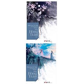 Cuốn sách không thể bỏ qua với người đọc hâm mộ truyện ngôn tình Combo 2 tập Bến hồng trần