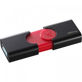 USB Kingston 32GB DataTraveler 106 USB 3.0 - Hàng Chính Hãng