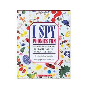 I Spy Phonics Fun Boxset W/ CD
