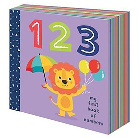 Super Chunky - 123 - My First Book Of Numbers