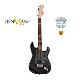 Đàn Guitar Điện Fender Squier Affinity Stratocaster HSS Electric Laurel Fingerboard - Black Model 0370700564 SQ AFF STRAT Hàng Chính Hãng Mỹ - Kèm Móng Gẩy DreamMaker