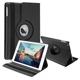 Bao da dành cho iPad mini 123/ mini 4/ ipad air/ ipad air 2/ ipad 2017/ ipad 2018/ ipad 234 xoay 360 độ