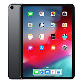 iPad Pro 11 inch (2018) 256GB Wifi - Hàng Nhập Khẩu